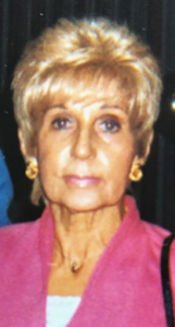 Obituary photo of Pauline Reef, Toledo-OH