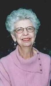 Obituary photo of Ann Smith, Dove-KS