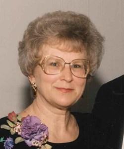 Obituary photo of Martha Wise, Akron-OH