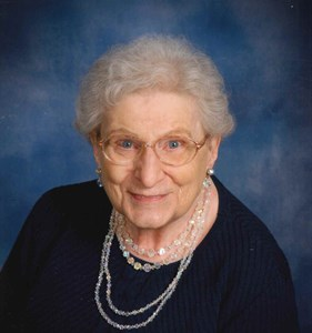 Obituary photo of Norma Burwell, Akron-OH