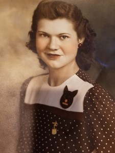 Obituary photo of Gladys Aufdenberg, Green Bay-WI