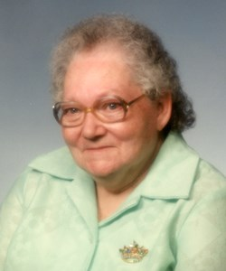Obituary photo of Ruth Gallaway, Dove-KS