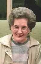 Obituary photo of Helen McKnight, Dove-KS