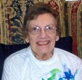Obituary photo of Caryl Fansler, Columbus-OH