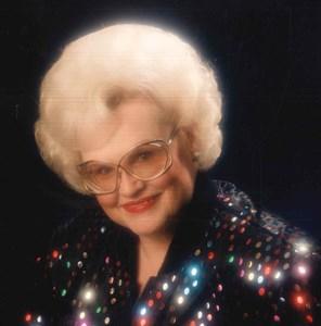 Obituary photo of Jeanette Raker, Toledo-OH