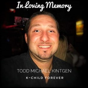 Obituary photo of Todd Kintgen, Green Bay-WI