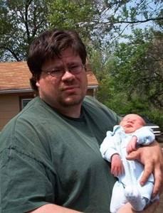 Obituary photo of Rick Snoe, Dove-KS
