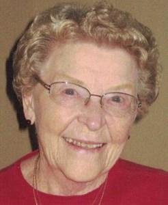 Obituary photo of Betty Souders, Dove-KS