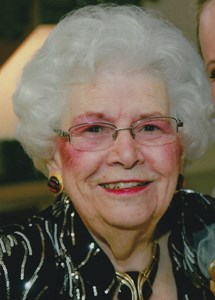 Obituary photo of Lucille Falley, Topeka-KS