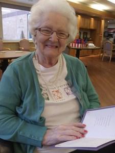 Obituary photo of Vera Yackel, Syracuse-NY