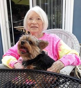 Obituary photo of Mary Nelson, Olathe-KS