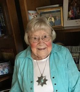 Obituary photo of Mary Stryker, Dove-KS