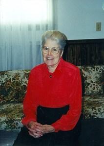 Obituary photo of Melba Easley, Junction City-KS