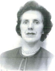 Obituary photo of Gertrude Ludwig, Rochester-NY