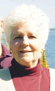 Obituary photo of Betty Maxwell, Titusville-FL