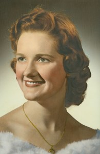 Obituary photo of Mary Meyers, Dayton-OH