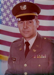 Obituary photo of Gerald Adams, Junction City-KS