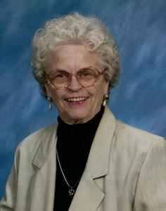 Obituary photo of Marian Brown, Dove-KS