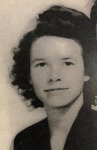 Obituary photo of Alice Hoover, Junction City-KS