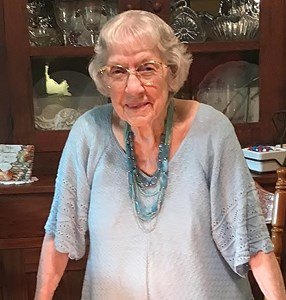 Obituary photo of Doris Mawdsley, Topeka-KS