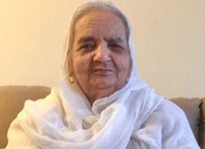 Obituary photo of Gurmej Kaur, Albany-NY