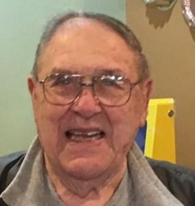 Obituary photo of Dick Christensen, Green Bay-WI