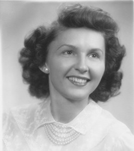 Obituary photo of Louise Cessarich, Dove-KS
