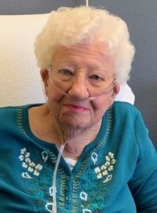 Obituary photo of Helen Moore, Topeka-KS