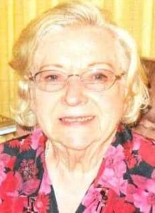 Obituary photo of Maryann Anderson, Dove-KS