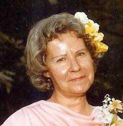 Obituary photo of Carol Senger, Cincinnati-OH