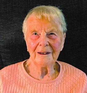 Obituary photo of Marjorie Adams, Topeka-KS