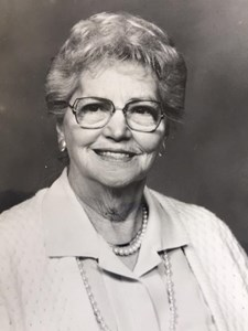 Obituary photo of Mildred Metzger, Topeka-KS
