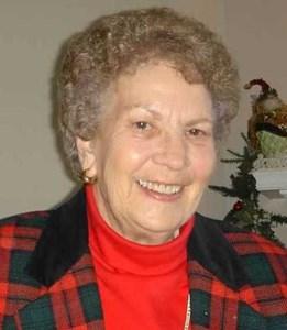 Obituary photo of Mary Allen, Dove-KS