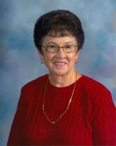 Obituary photo of Lucile Peck, Junction City-KS