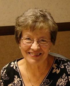 Obituary photo of Bernita Balzer, Topeka-KS