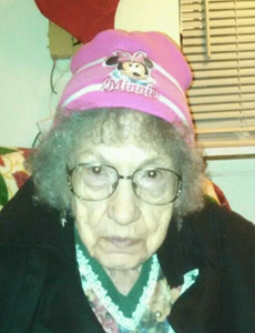 Obituary photo of Minnie Stonestreet, Akron-OH