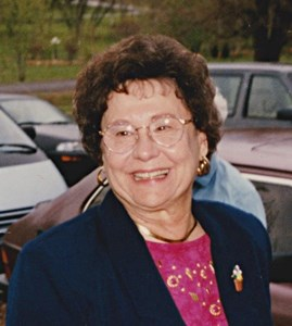 Obituary photo of Pauline Duck, Olathe-KS