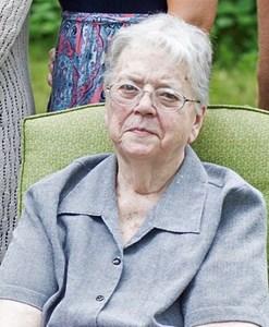 Obituary photo of Betty Conaway, Topeka-KS