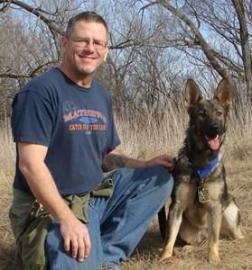 Obituary photo of Dennis Brown, Dove-KS