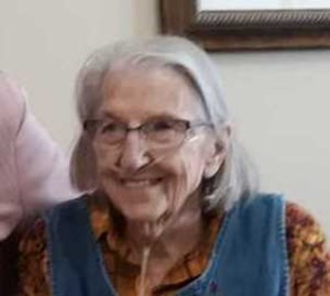 Obituary photo of Lois Leonard, Junction City-KS