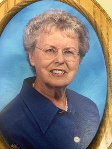 Obituary photo of Betty Nelson, Topeka-KS