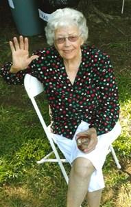 Obituary photo of Margaret Porter, Denver-CO