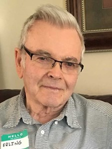 Obituary photo of Erling Markusen, Dayton-OH