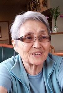 Obituary photo of Fusako Clark, Dove-KS