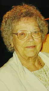 Obituary photo of Alice Brown, Toledo-OH