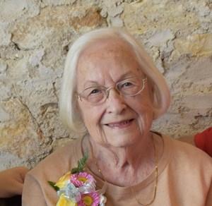 Obituary photo of Joyce Smith, Dove-KS