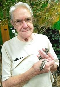 Obituary photo of Celia Watson, Dove-KS
