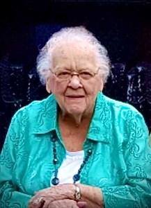 Obituary photo of Madelyn Calderwood, Dove-KS