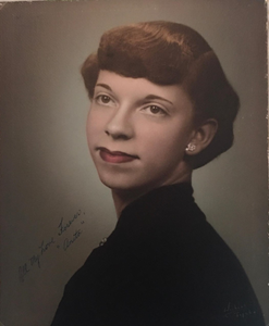 Obituary photo of Anita Brooks, Dove-KS