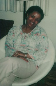 Obituary photo of Sally Moore, Dove-KS